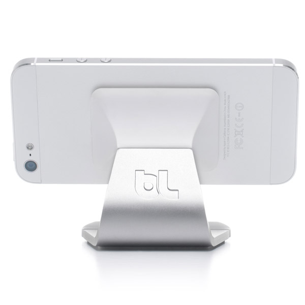 Milo: Back (Aluminum White)