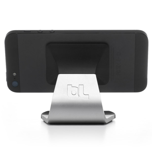 Milo: Back (Aluminum Black)