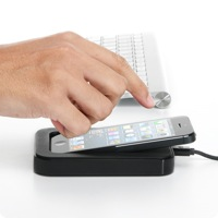 Saidoka Desktop Lightning Dock for iPhone 5