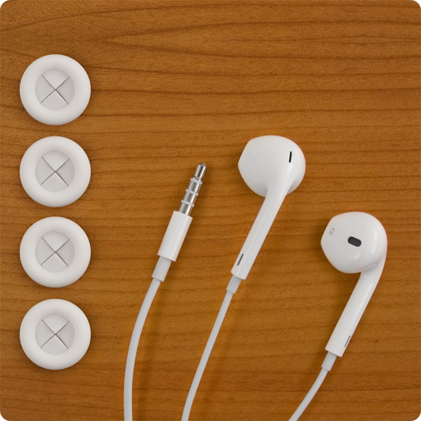 StopKnot: Detached from Apple iPhone Earbuds
