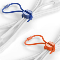 Bluelounge Pixi Cable Ties