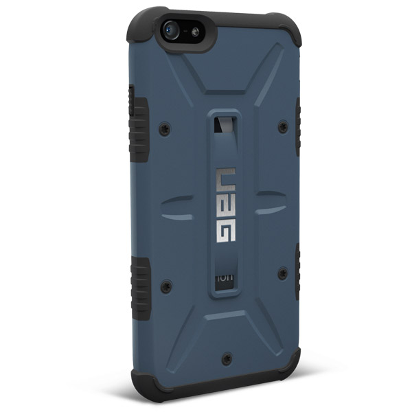 UAG for iPhone 6 Plus: Back angle (Aero)