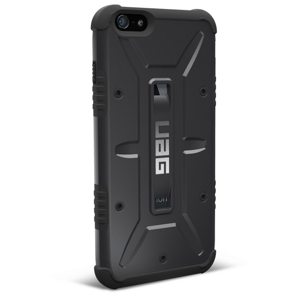 UAG for iPhone 6 Plus: Back angle (Scout)