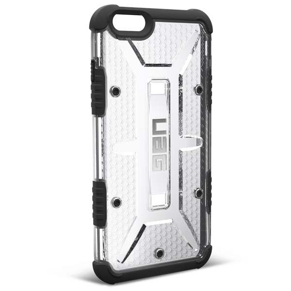 UAG for iPhone 6 Plus: Back angle (Maverick)