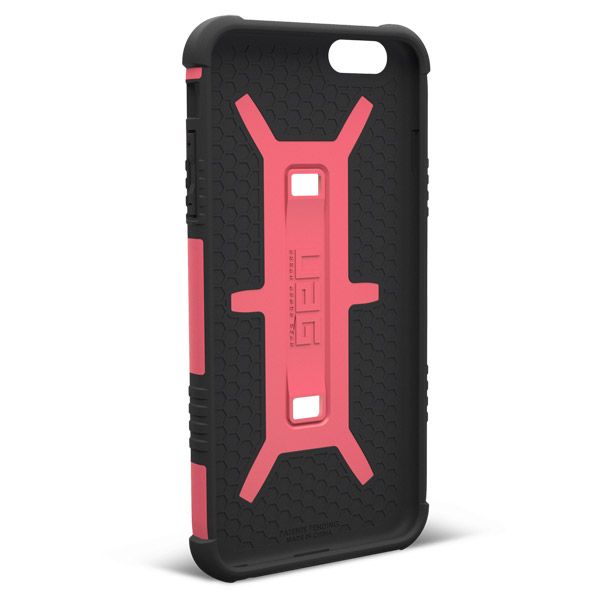 UAG for iPhone 6 Plus: Front without phone (Valkyrie)