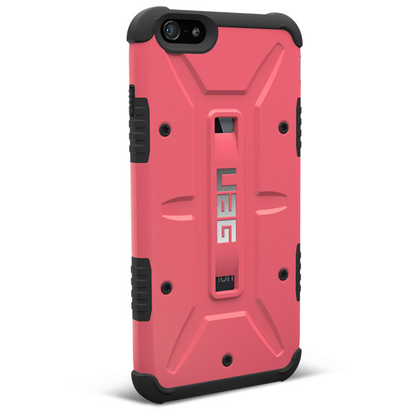 UAG for iPhone 6 Plus: Back angle (Valkyrie)