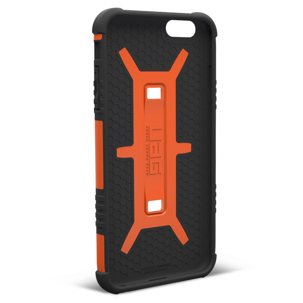 UAG for iPhone 6 Plus: Front without phone (Outland)