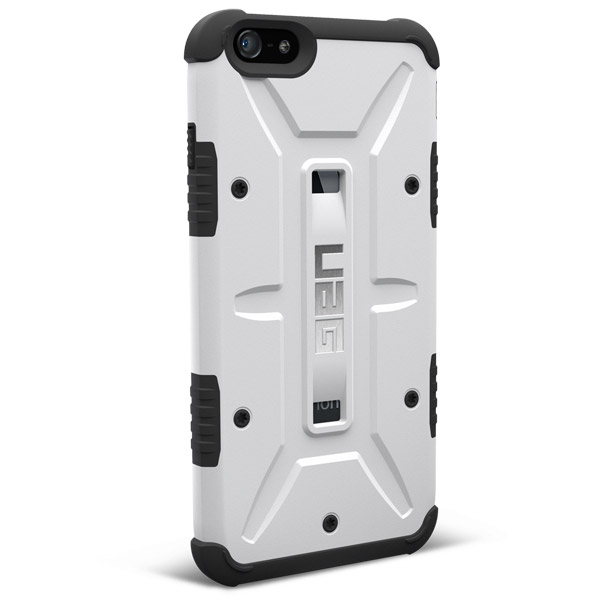 UAG for iPhone 6 Plus: Back angle (Navigator)