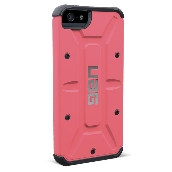 UAG for iPhone SE/5/5S: Back angle (Valkyrie)
