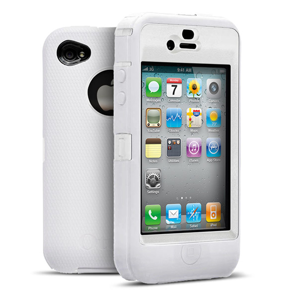 iPhone 4: White