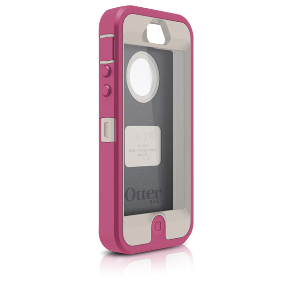 promo code 66733 a1c33 OtterBox Defender Hard Case for iPhone SE, 5 & 5s