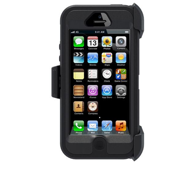 OtterBox Defender Hard Case for iPhone SE 3f0c4f043e97
