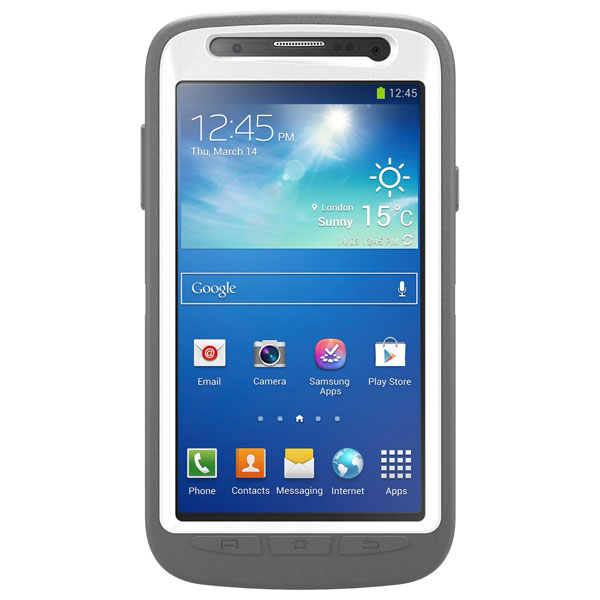 Defender for Galaxy S4 Active: Glacier