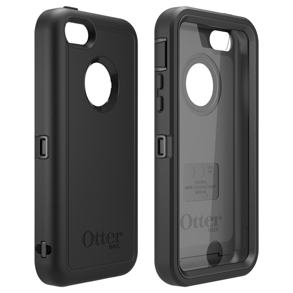 sports shoes f18dc a3ab7 OtterBox Defender Hard Case for iPhone 5c