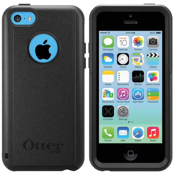 black iphone 5c otterbox commuter for iphone 5c 10275