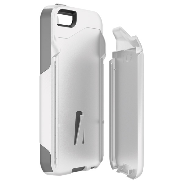 huge discount dfd10 b1c94 OtterBox Commuter Wallet Rugged Case for iPhone SE/5s