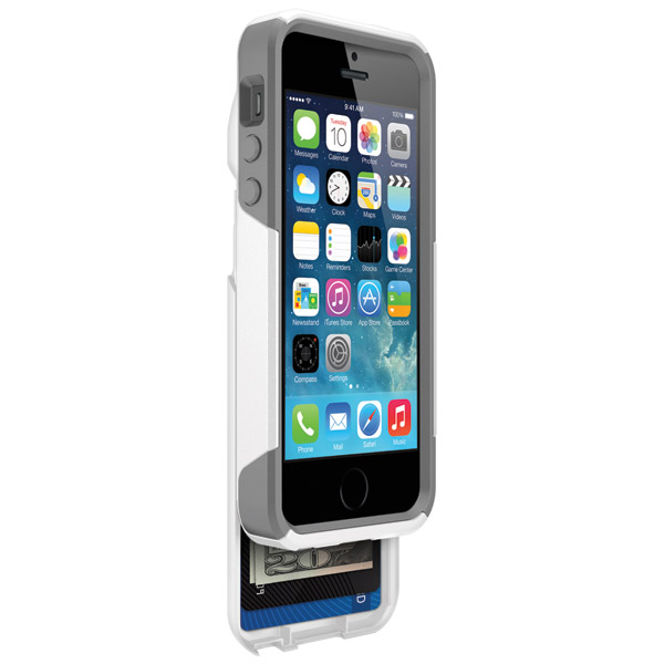Otterbox Commuter Wallet Case For Iphone Se And 5s