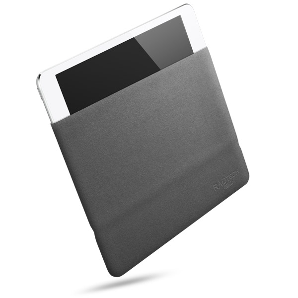 RadSleevz for iPad Air: Gray