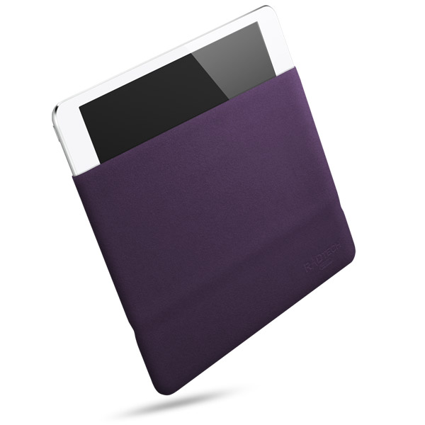 RadSleevz for iPad Air: Grape