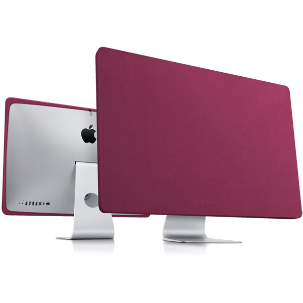 ScreenSavrz for iMac: Fuchsia