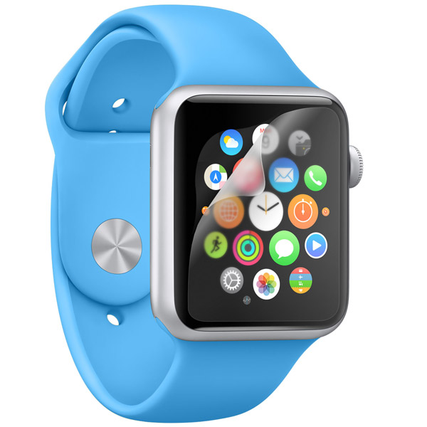 ClearCal for Apple Watch: Screen Protection Film