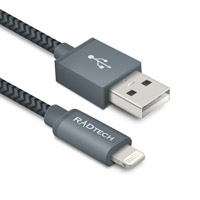 Short and Long Lightning Charge and Sync Cable