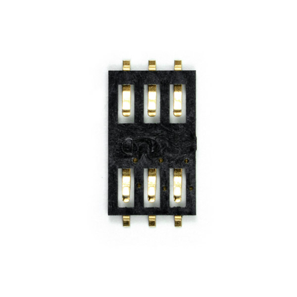 iPhone 2G: SIM Card Contactor (Junction Plate)