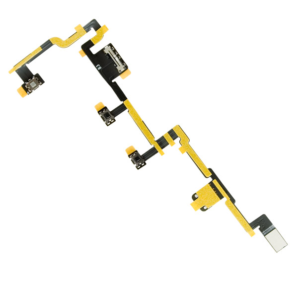 iPad 2: Power and volume flex cable