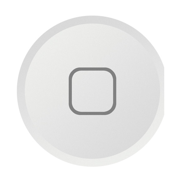 iPad 2: White home button