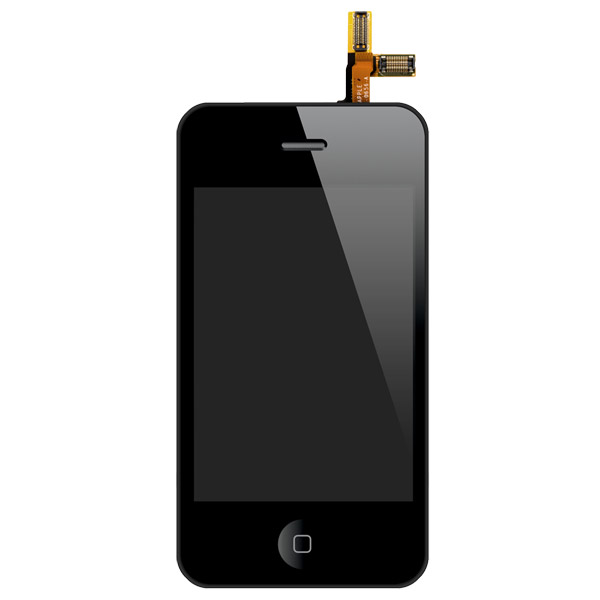 iPhone 3G: Glass + LCD + Digitizer + Button