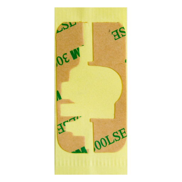 iPhone 3GS: Glass Adhesive Mount Strips