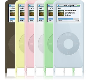 RadTech Gelz for iPods