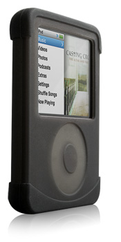 Gelz protective iPod nano case gaurds against scratches and drops